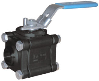 HIGH PRESSURE BALL VALVE 2012KM3M 01