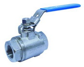 "TWO PIECE BALL VALVE 2006WB - Full port, W. P.: 1/4""~1""  -2000 WOG (PN150). middle"
