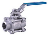 "THREE PIECE BALL VALVE 2012M - Full port, 1/4""~4"" (DN8~DN100). middle"