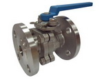 "TWO PIECE BALL VALVE 2020K - Full port, 1/2""~8"" (DN15~DN200). middle"