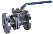 "TWO PIECE BALL VALVE 2020N - Full port, 1/2""~12"" (DN15~DN300). middle"